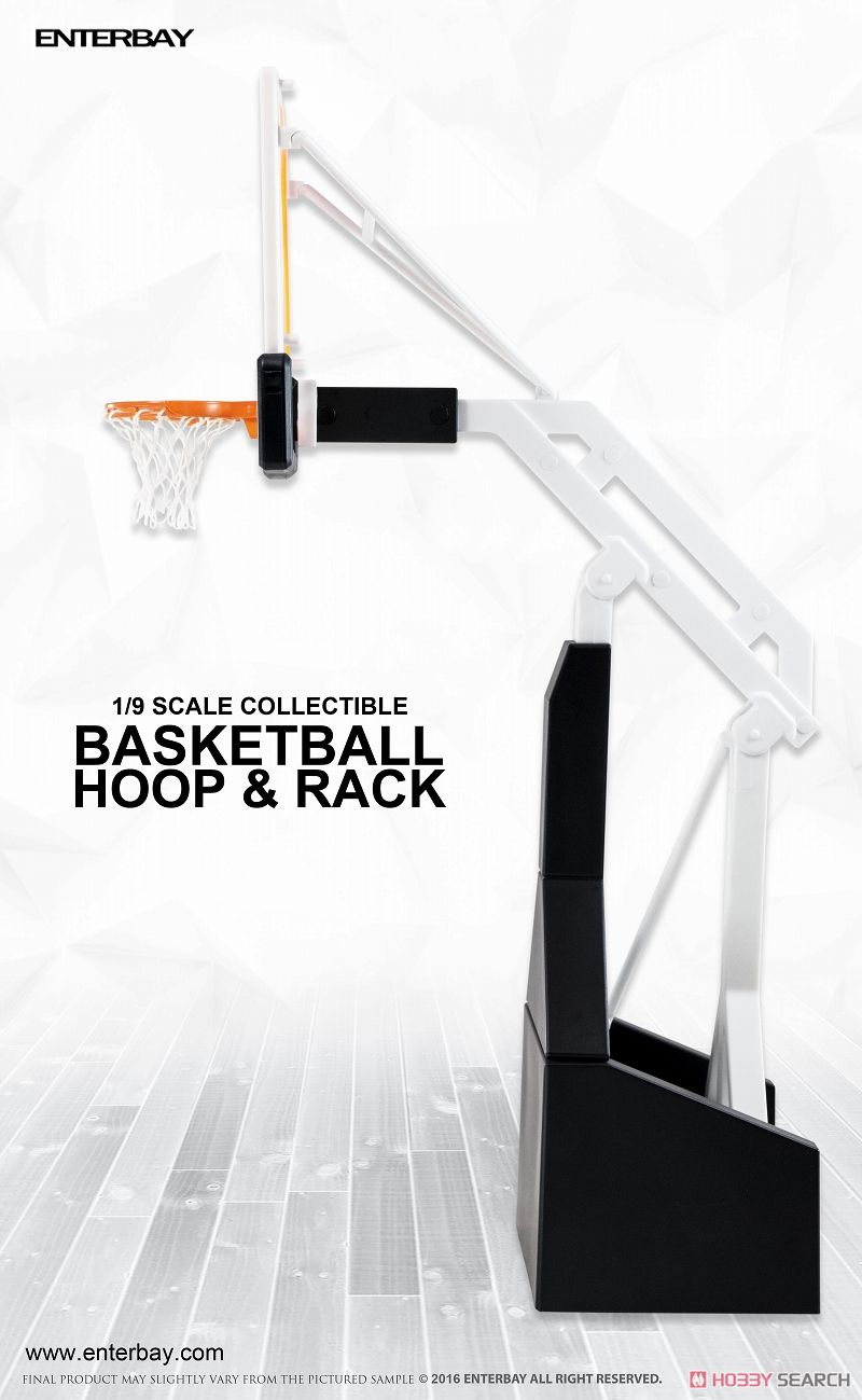 Motion Masterpiece Collectible Figure/ NBA Collection: Basketball Hoop Stand OR-1004 (Completed) Item picture3