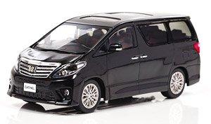 トヨタ アルファード 350S TYPE GOLD II 2013 (Black) (ミニカー)