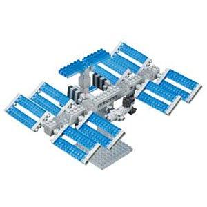 nanoblock スペースステーション (ブロック)