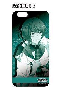 ツキウタ。 THE ANIMATION 着せ替えシート for iPhone6&6s 水無月涙 (キャラクターグッズ)