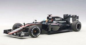 マクラーレン MP4-30 ホンダ F1 スペインGP 2015 #14 フェルナンド・アロンソ (ドライバーフィギュア付き) (ミニカー)