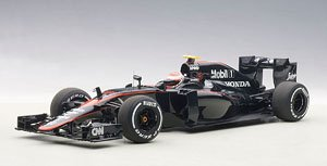 マクラーレン MP4-30 ホンダ F1 スペインGP 2015 #22 ジェンソン・バトン (ドライバーフィギュア付き) (ミニカー)