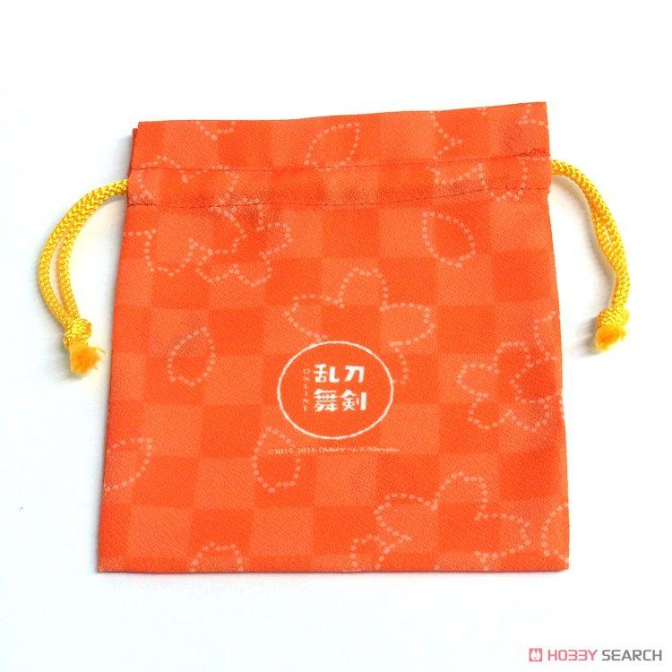 D4 刀剣乱舞-ONLINE- 巾着コレクション 04. 愛染国俊 (キャラクターグッズ)