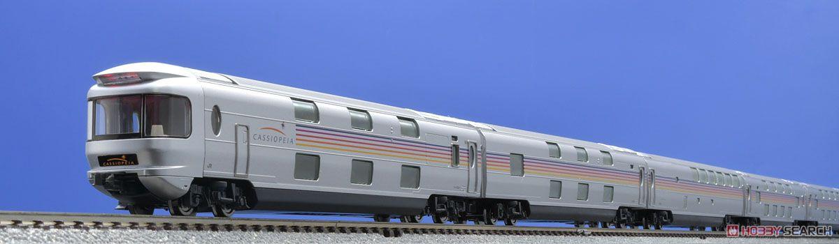 JR E26系 (カシオペア) 基本セットB (基本・6両セット)