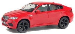 BMW X6M (レッド) (ミニカー)