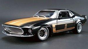 Smokey Yunick `69 Boss Mustang (ミニカー)