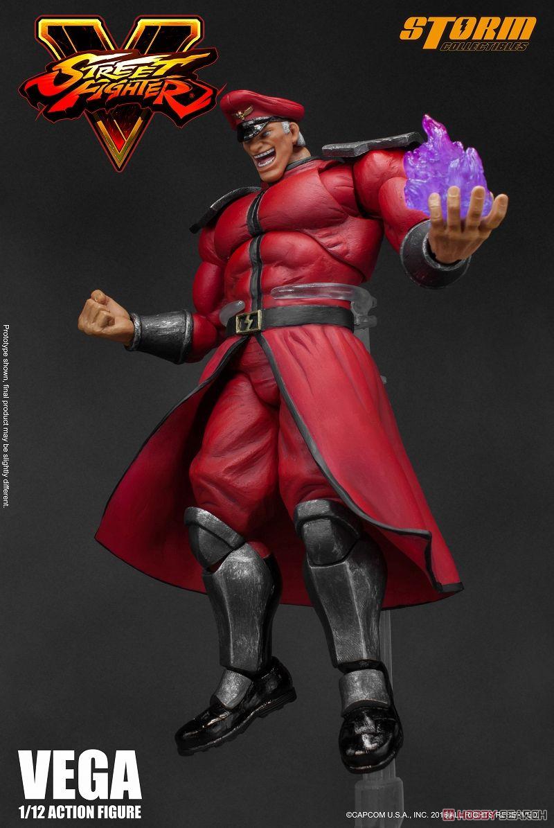 Street Fighter V Action Figure Bison Pvc Figure Hi Res Image List