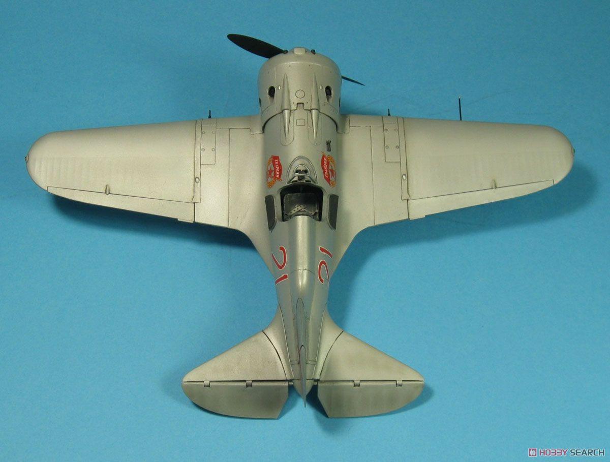 ポリカルポフI-16 タイプ24 (プラモデル)