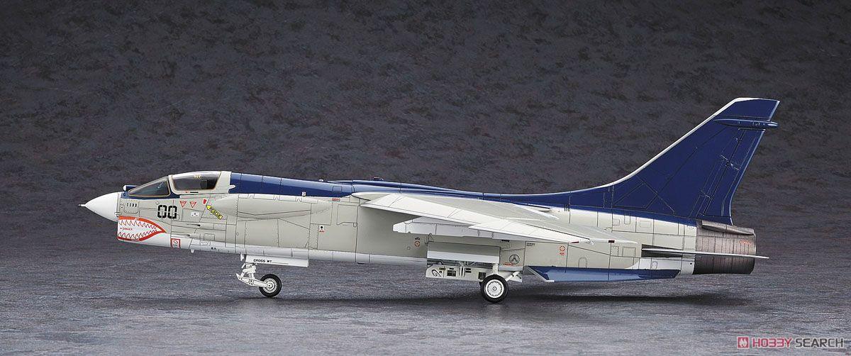 「エリア88」 F-8E クルーセイダー `風間真` (プラモデル)