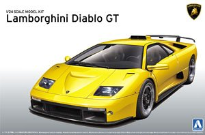 Lamborghini Diablo GT (Model Car)