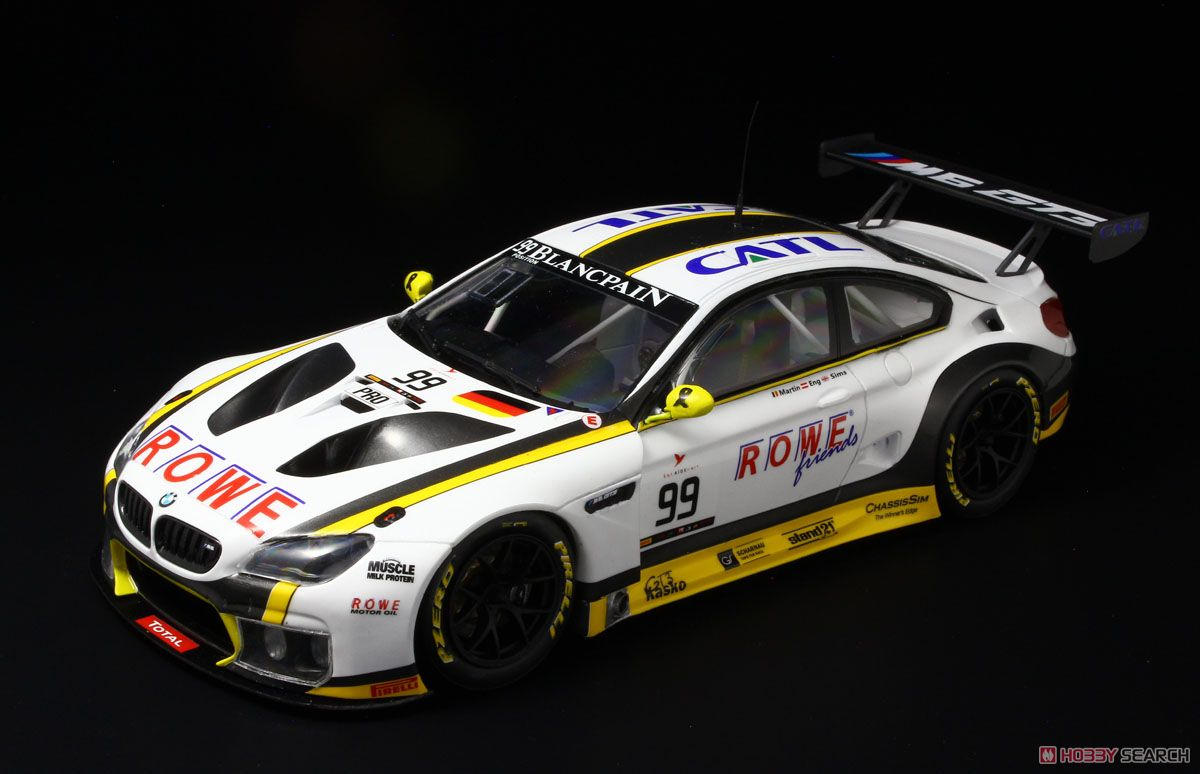 1 24 Racing Series Bmw M6 Gt3 2016 Total 24 Hours Of Spa
