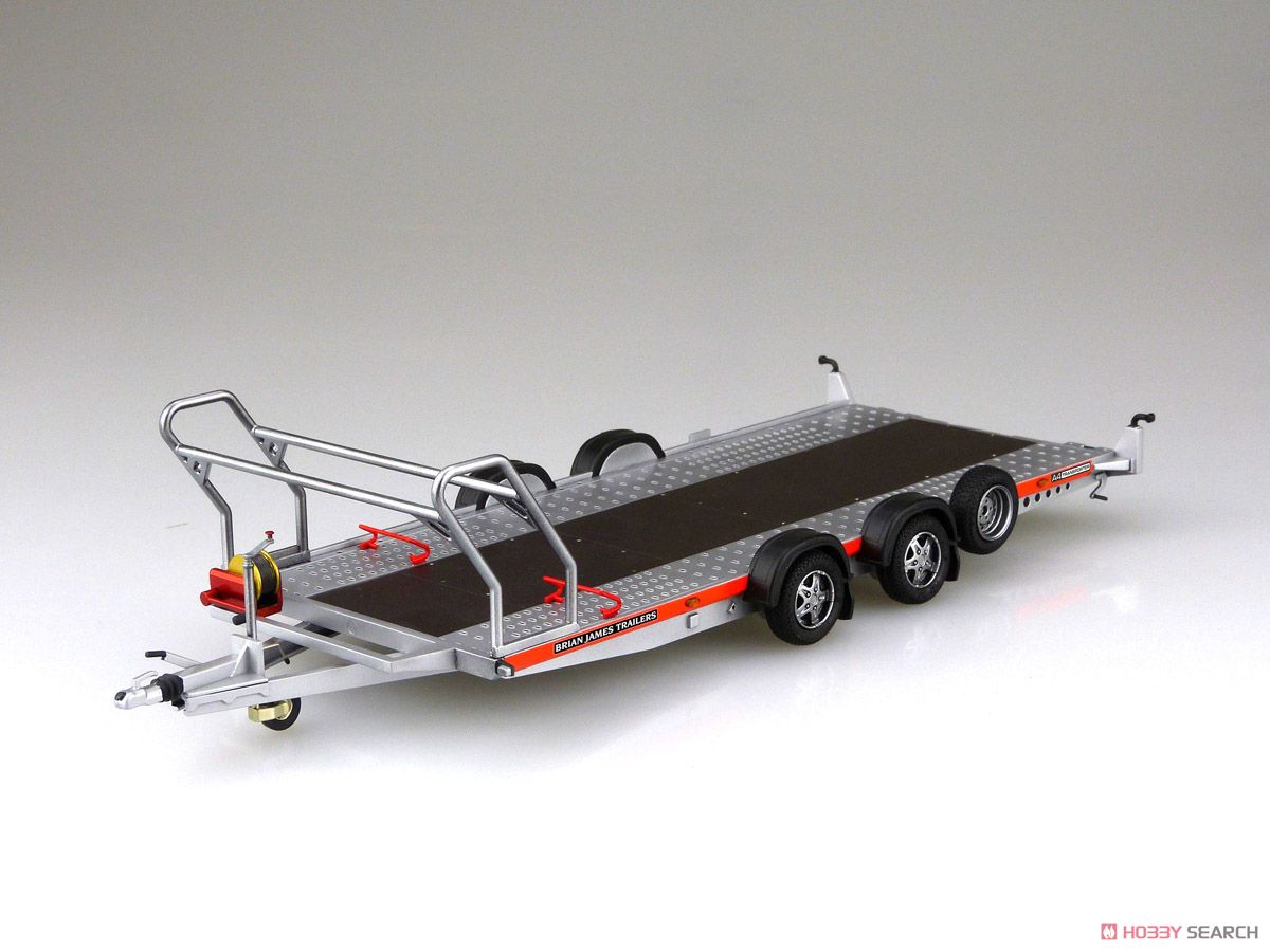 Brian James Trailers A4 Transporter (Model Car) Item picture1