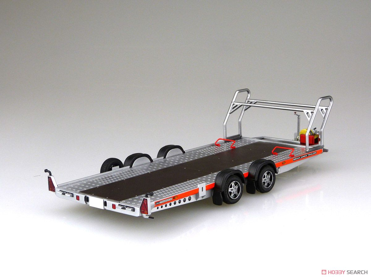 Brian James Trailers A4 Transporter (Model Car) Item picture2