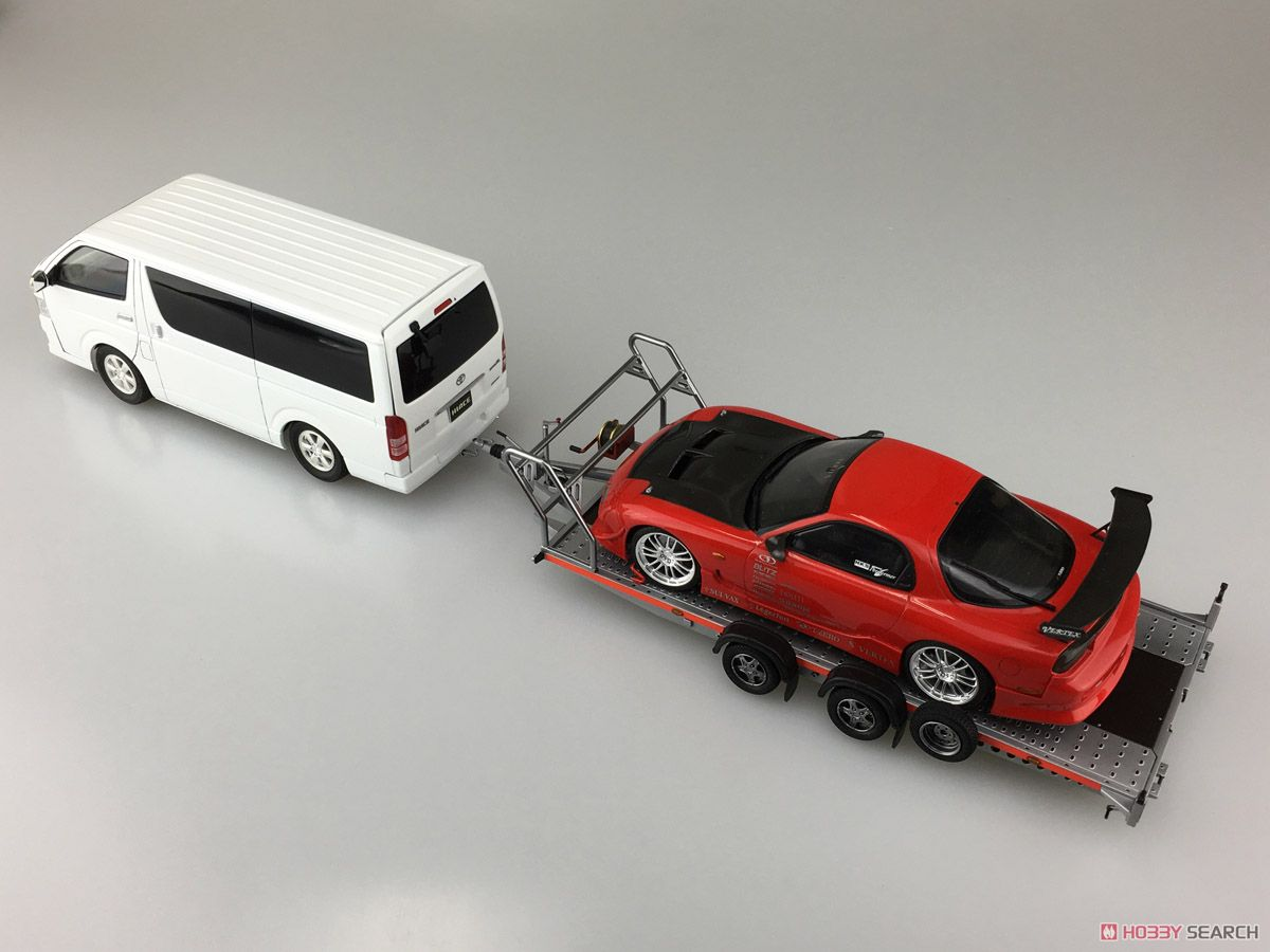 Brian James Trailers A4 Transporter (Model Car) Other picture1
