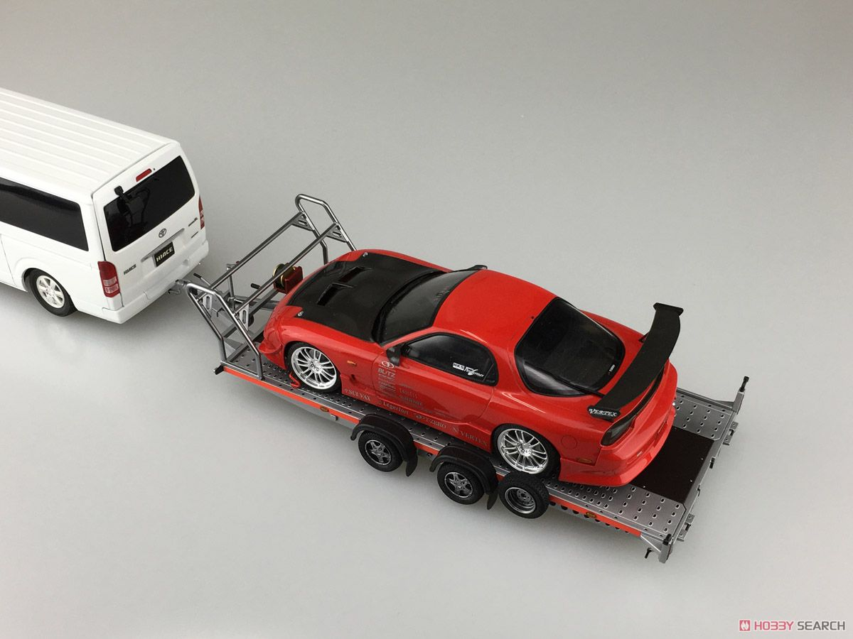 Brian James Trailers A4 Transporter (Model Car) Other picture2