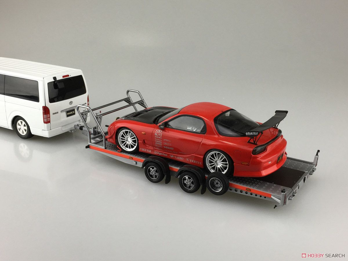 Brian James Trailers A4 Transporter (Model Car) Other picture3