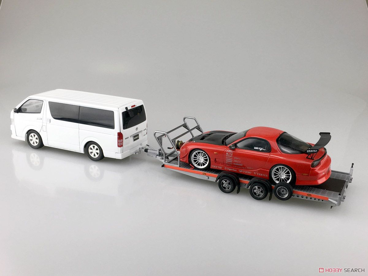 Brian James Trailers A4 Transporter (Model Car) Other picture4