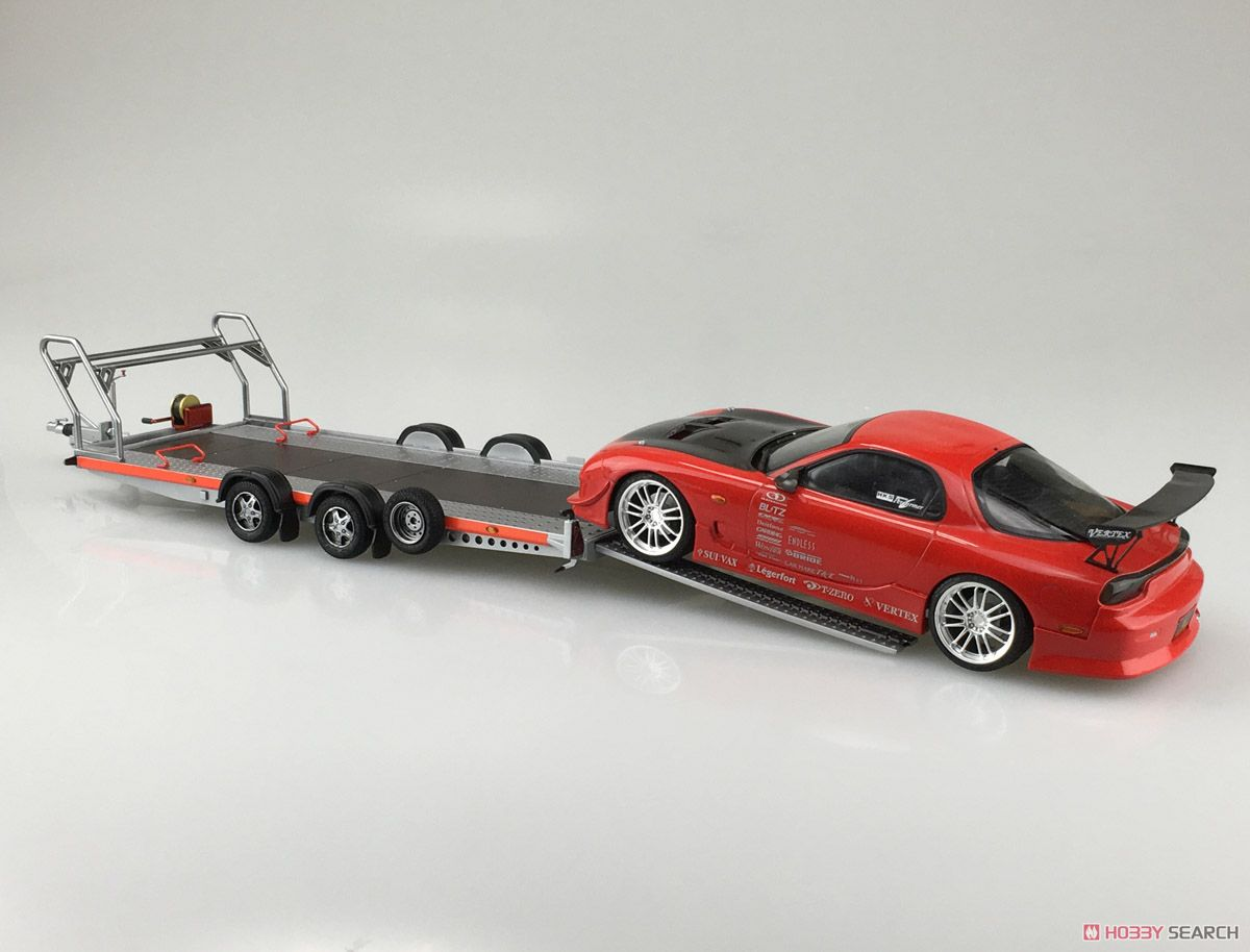 Brian James Trailers A4 Transporter (Model Car) Other picture5