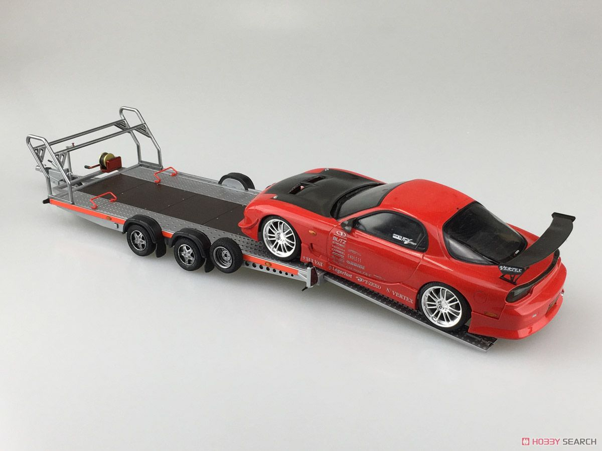 Brian James Trailers A4 Transporter (Model Car) Other picture6