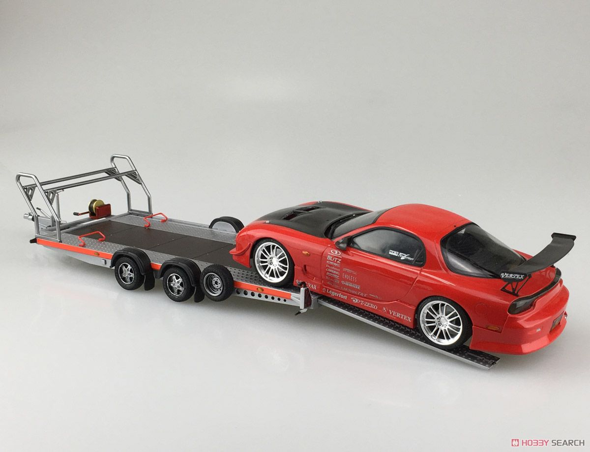 Brian James Trailers A4 Transporter (Model Car) Other picture7