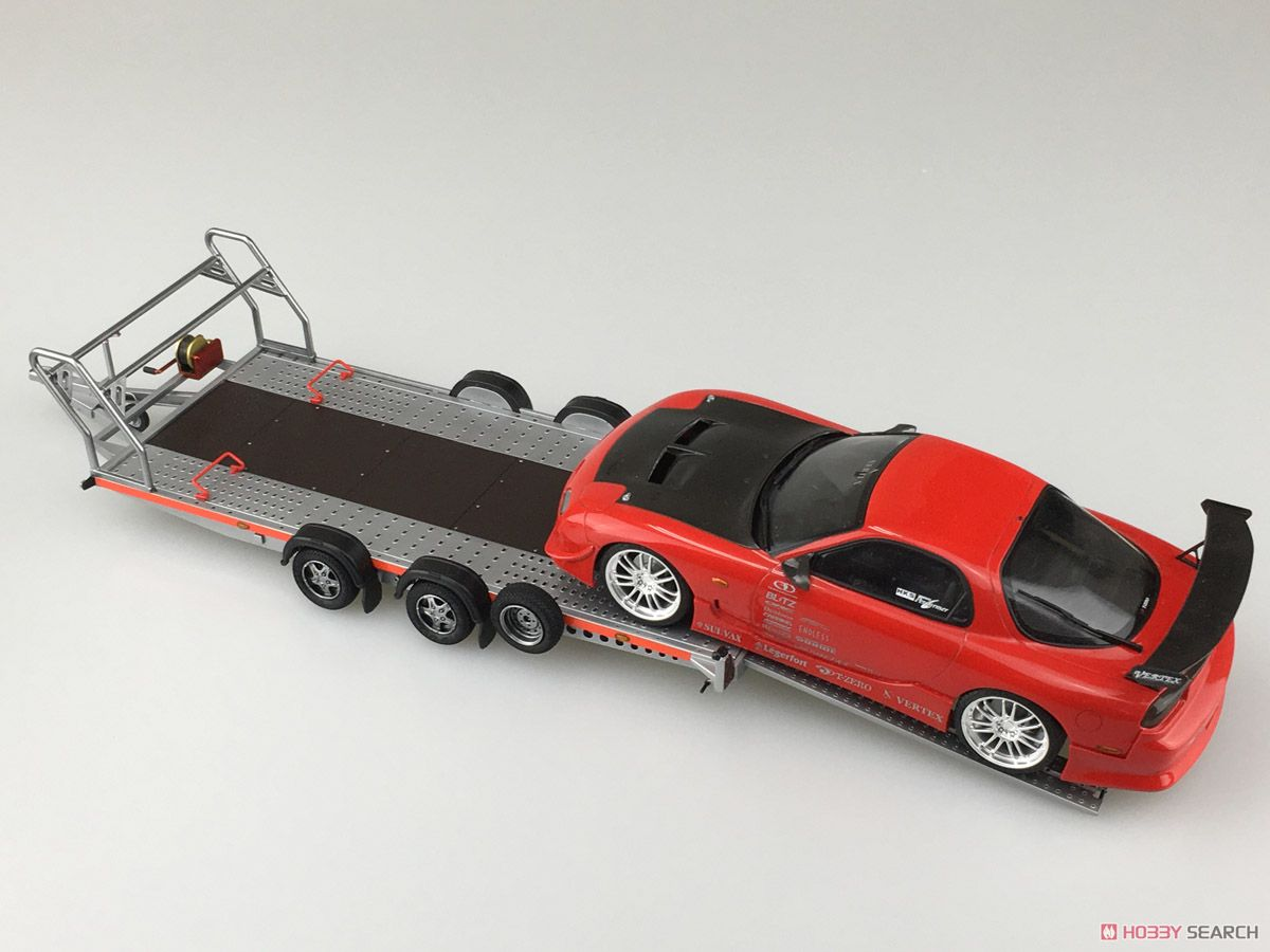 Brian James Trailers A4 Transporter (Model Car) Other picture9