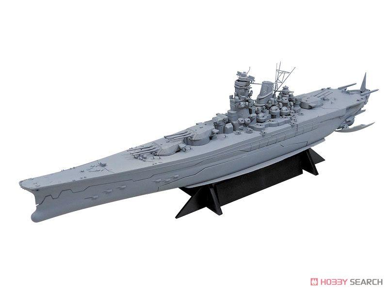 劇場版 蒼き鋼のアルペジオ -アルス・ノヴァ- Cadenza 霧の艦隊 超戦艦ムサシ (プラモデル)