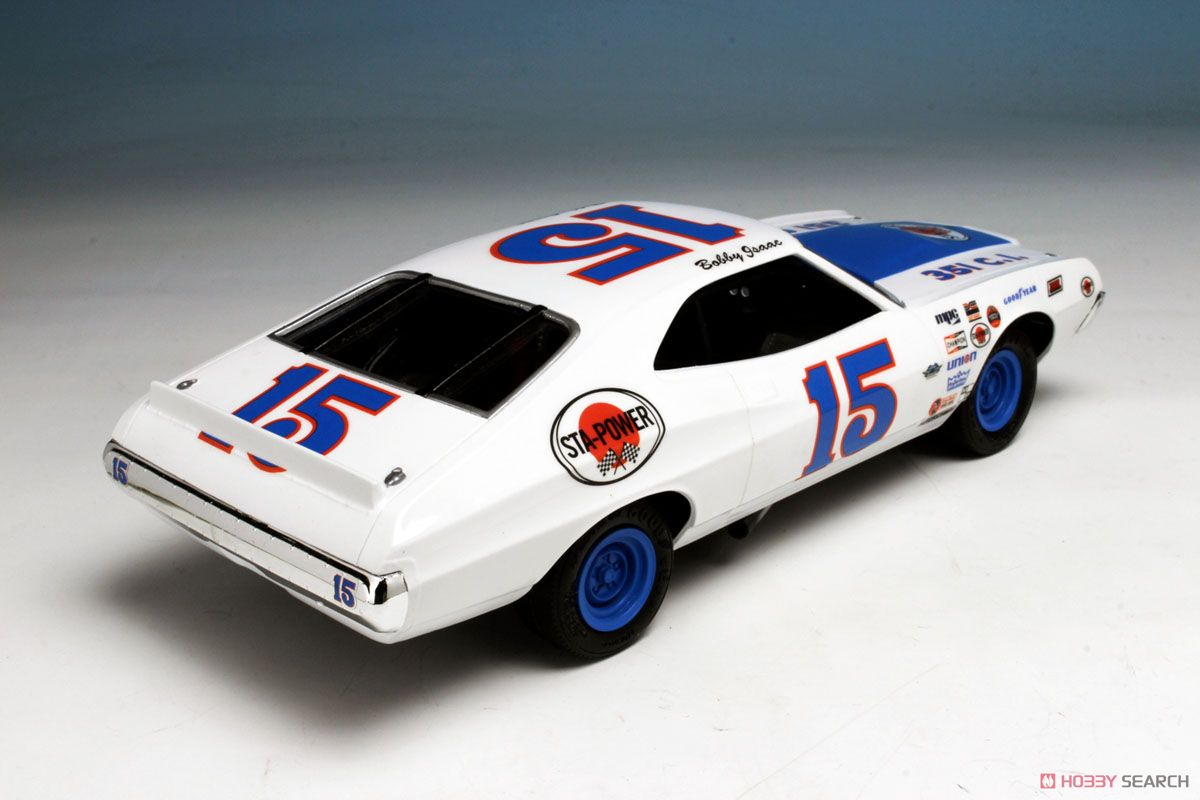 1972 ISAAC Ford Torino Stock Car (Model Car) Item picture1 & 1972 ISAAC Ford Torino Stock Car (Model Car) Images List markmcfarlin.com