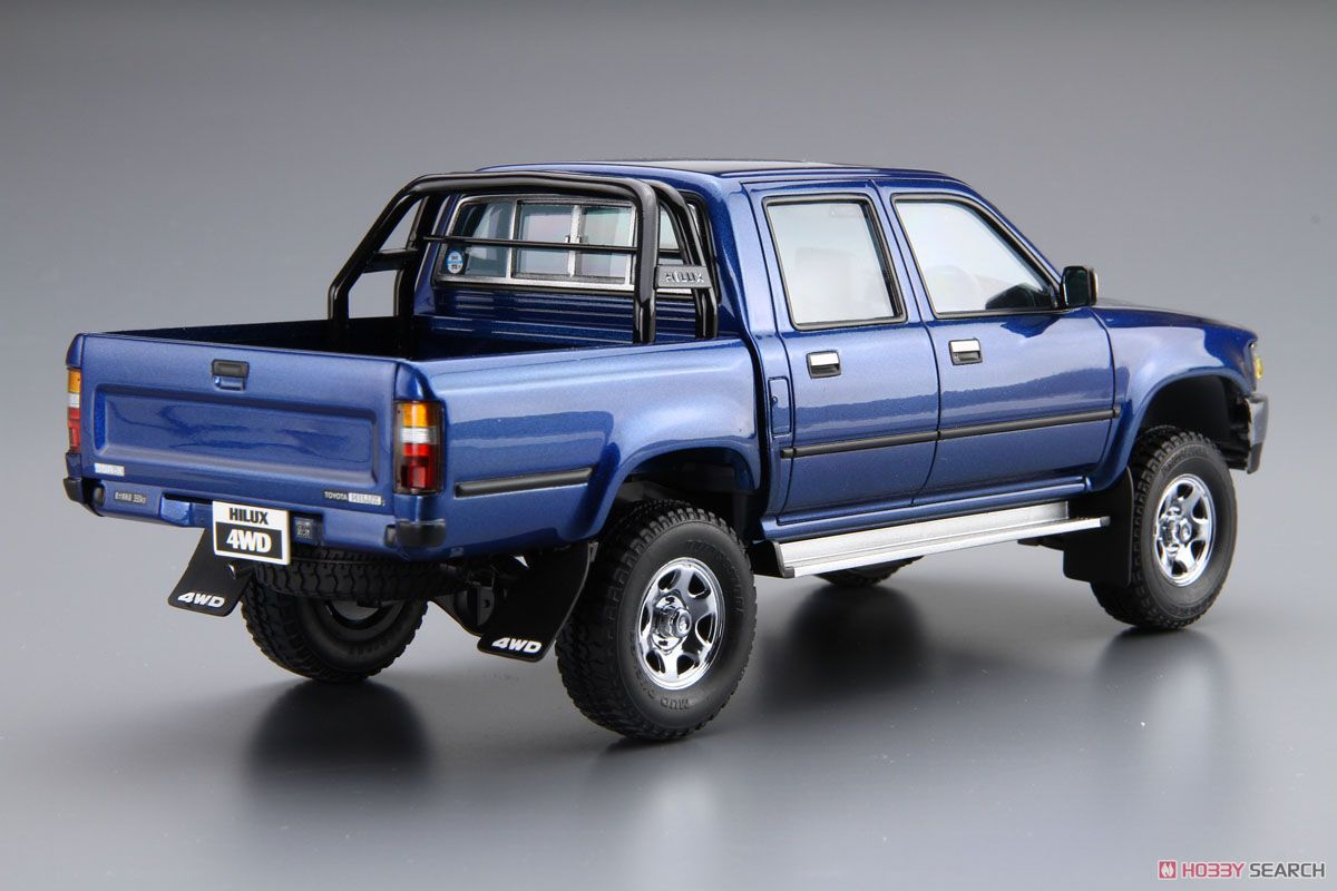 toyota ln107 hilux pick up double cab 4wd 94 model car. Black Bedroom Furniture Sets. Home Design Ideas