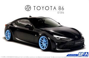 Toyota ZN6 TOYOTA86 `16 Custom Wheel (Model Car)