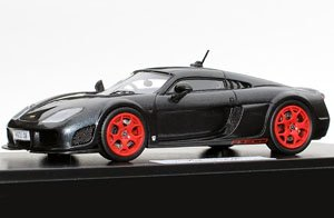 Noble M600 Carbonsport Black (カーボンスポーツブラック) (ミニカー)