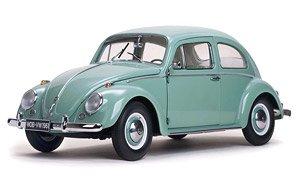 VW ビートル サルーン 1961 パステルブルー (ミニカー)