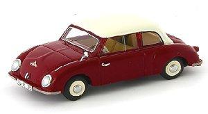 Maico 400/4 ダークレッド 1955 (ミニカー)