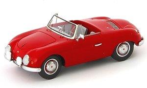 Denzel WD 1300 Super レッド 1954 (ミニカー)