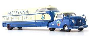 Mercedes-Benz L312 Buhne `Melisana` 1956 (ミニカー)