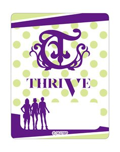 B-Project Satin Sticker Thrive (Anime Toy)