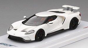 フォード GT フローズンホワイト レースモデル 北米国際自動車ショー 2016 (ミニカー)