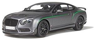 ベントレー コンチネンタル GT3-R (マットグレー) (ミニカー)