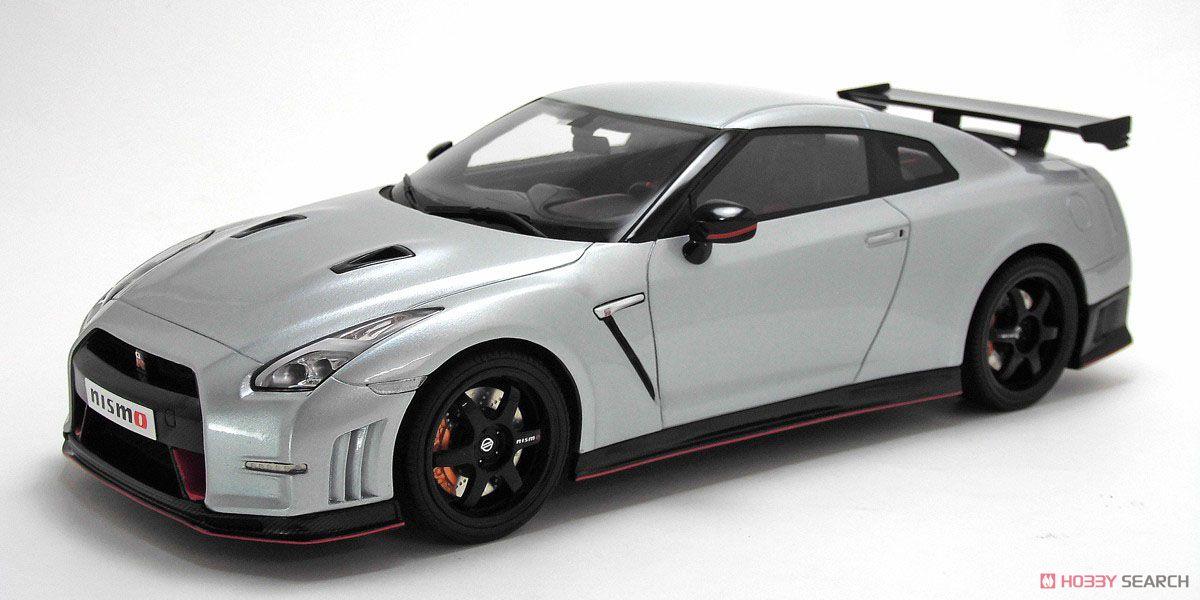 日産 GT-R ニスモ (R35) (アルティメイトメタルシルバー) (ミニカー)