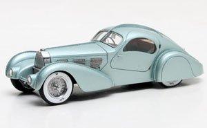 ブガッティ タイプ 57 aerolithe 1934 ブルー ミニカー ホビーサーチ