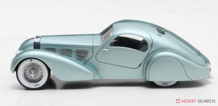 ブガッティ タイプ 57 Aerolithe 1934 ブルー (ミニカー)