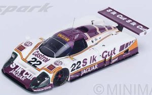 XJR-9 LM No.22 4th Le Mans 1988 (ミニカー)