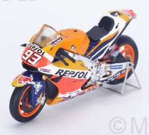 Honda RC213V #93 - Repsol HRC Team - Winner USA GP - Circuit Of The Americas (ミニカー)