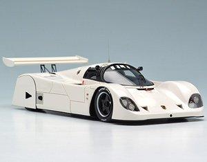 Porsche 962 GTi RLR 1990 ホワイト (ミニカー)