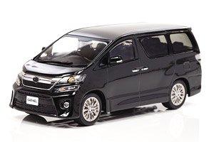 トヨタ ヴェルファイア 3.5Z GOLDEN EYES 2013 (Black) (ミニカー)