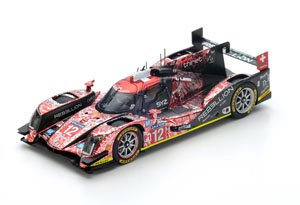 Rebellion R-One - AER No.12 LMP1 Le Mans 2016 Rebellion Racing (ミニカー)