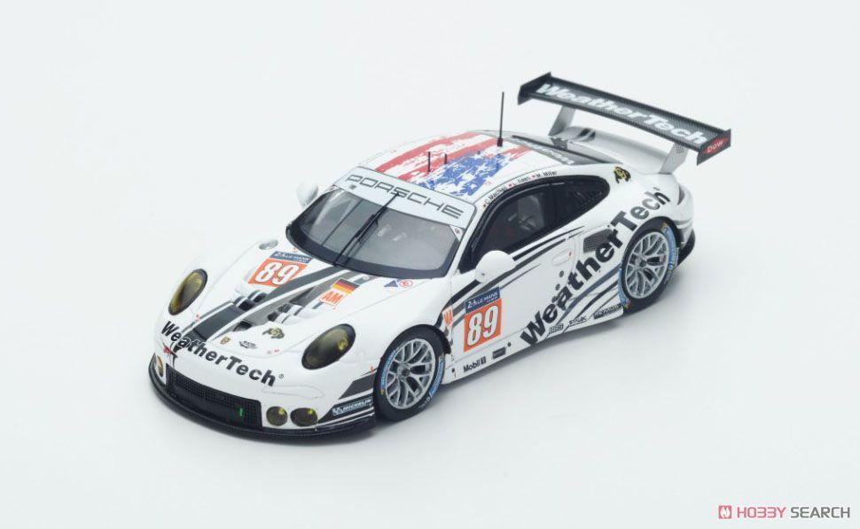 Porsche 911 RSR No.89 LMGTE Am Le Mans 2016 Proton Competition (ミニカー)