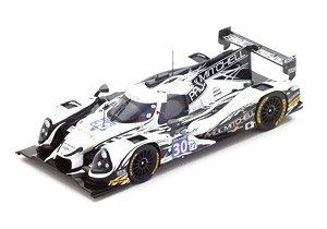 LIGIER JS P2 - Nissan No.30 LMP2 Le Mans 2016 Extreme Speed Motorsports (ミニカー)