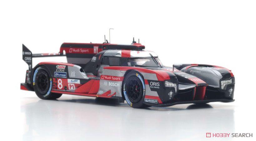 Audi R18 No.8 LMP1 HY 3rd Le Mans 2016 Audi Sport Team Joest (ミニカー)