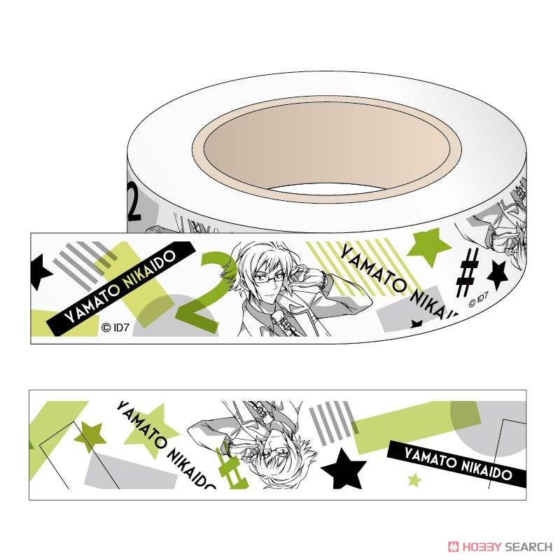 アイドリッシュセブン トレーディングマスキングテープ 12個セット (キャラクターグッズ)