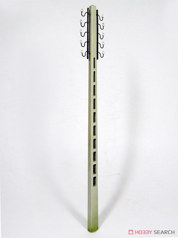 コンクリート製電柱 (4本入) (プラモデル)